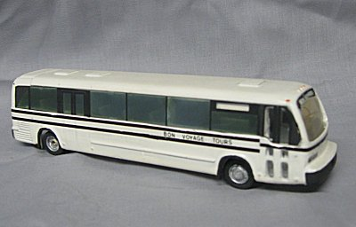 Cable Car -1888 Trolley Bus Model 1//87 scale Diecast Vehicle Feeries /& Cliff